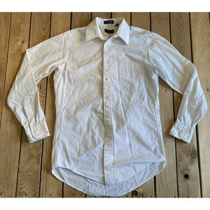 Christian Dior Men's Long Sleeve Button Up Shirt